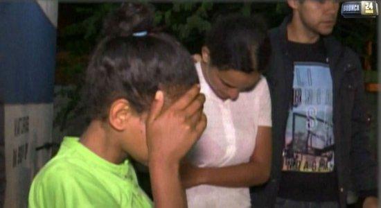 Irmãs são presas suspeitas de cometer assaltos em Caruaru