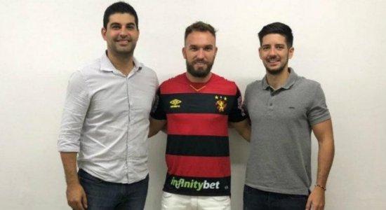 Sport oficializa contratação de Willian Farias até 2020