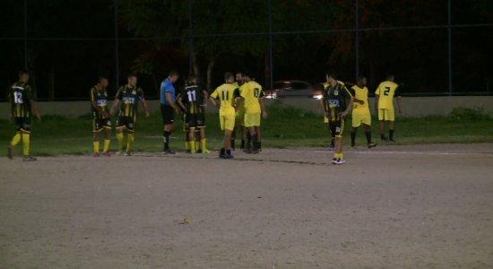 Novo Horizonte Fernandinho se classifica no Recife Bom de Bola