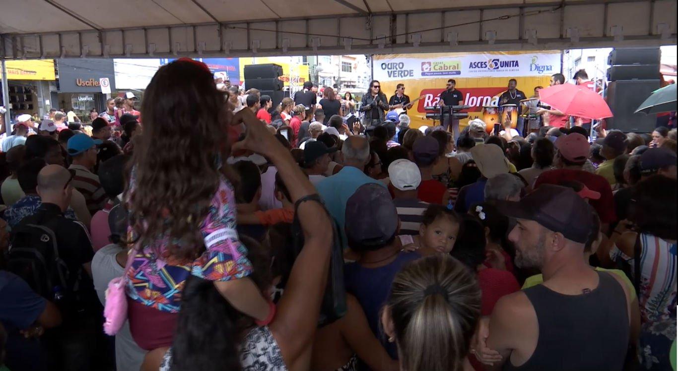 Rádio Jornal Caruaru comemora 68 anos com ações e shows