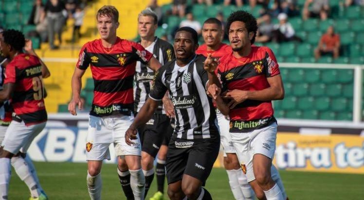 Sport vence Figueirense e se aproxima dos líderes da Série B