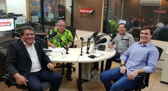 Prefeitos do Agreste e Sertão participam de debate na Rádio Jornal