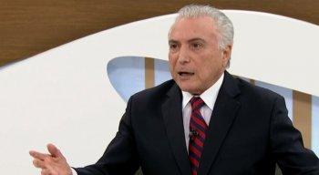 Durante entrevista, ex-presidente também analisou o cenário político no Brasil