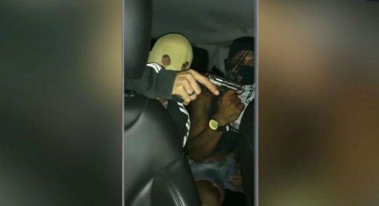 Polícia investiga vídeo de suposta facção em Paudalho