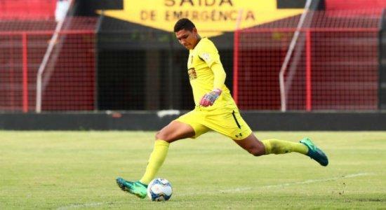 """Executivo explica decisão pelo titular no gol do Sport: """"Escolha técnica"""""""