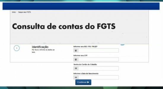 Golpe do FGTS através de link falso da Caixa: veja dicas para não cair