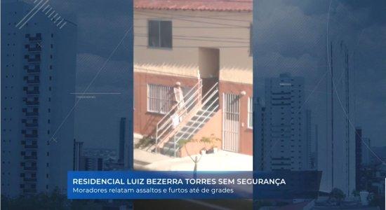 Insegurança em residencial de Caruaru assusta moradores