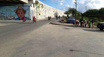 A acidente ocorreu na BR 104, em Caruaru, no Agreste de Pernambuco