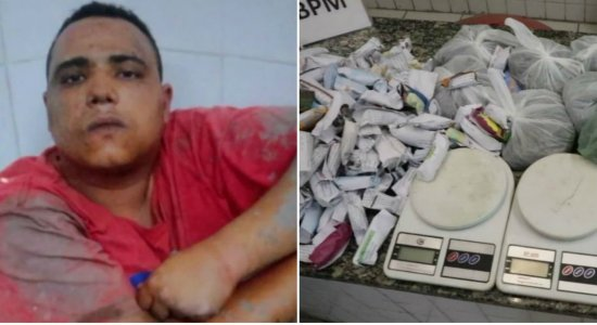 O adolescente, que tinha 16 anos, foi brutalmente assassinado, teve a cabeça arrancada e jogada numa rua do bairro de Campo Grande
