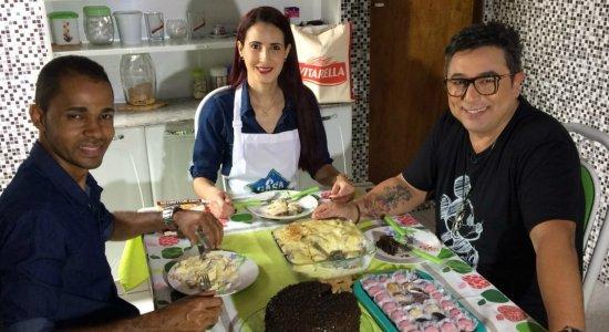 Chef Wellington prepara Fricassé de Carne em Jaboatão dos Guararapes