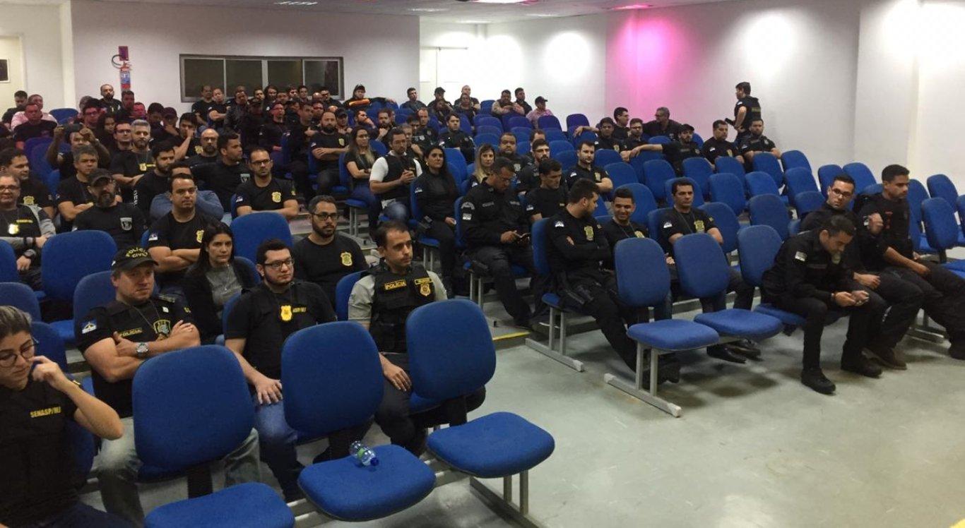 Polícia deflagra operação em Arcoverde