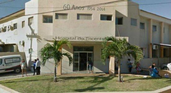 Incêndio de pequeno porte atinge sala do Hospital do Tricentenário