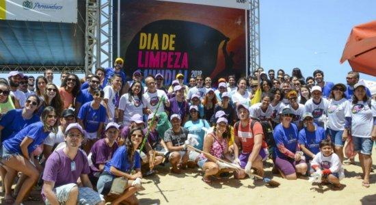 Dia Mundial da Limpeza: descarte correto do lixo é mensagem do Recife