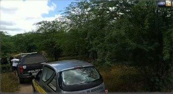 O corpo da vítima foi encontrada em um matagal