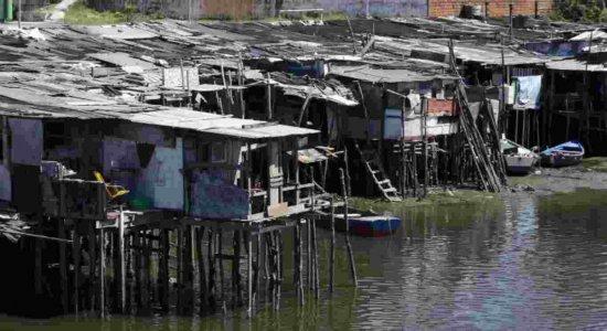 A falta de um lugar digno para a população do Recife viver