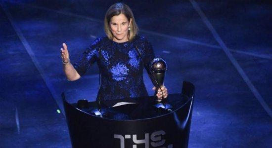 Treinadoras votam entre si para prêmio da Fifa
