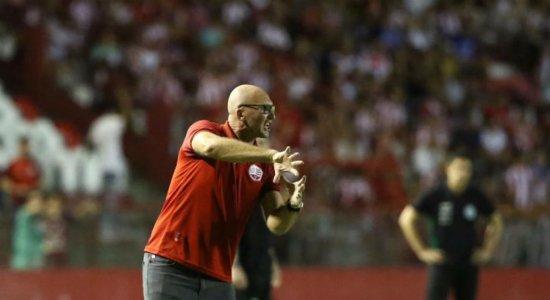 Gilmar Dal Pozzo se despede do Náutico por meio de nota e revela que foi demitido na quarta-feira