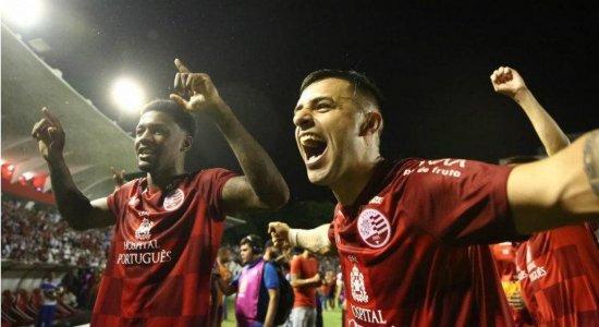 Veja os gols da classificação do Náutico para a final da Série C