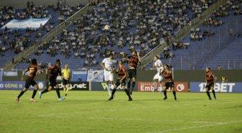 Sport ocupa a terceira colocação na Série B
