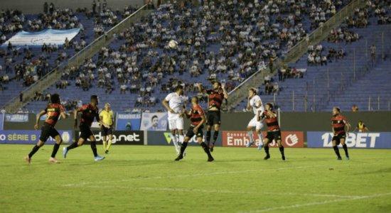 Com gols de Hernane e Guilherme, Sport vence o Londrina