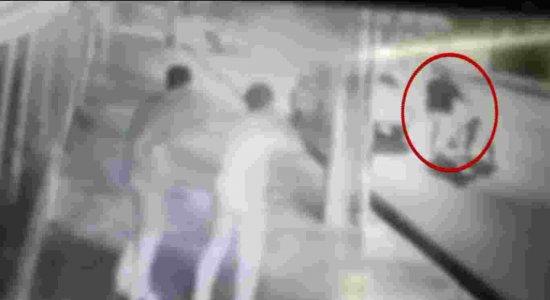 Câmeras de segurança registram briga generalizada em Boa Viagem