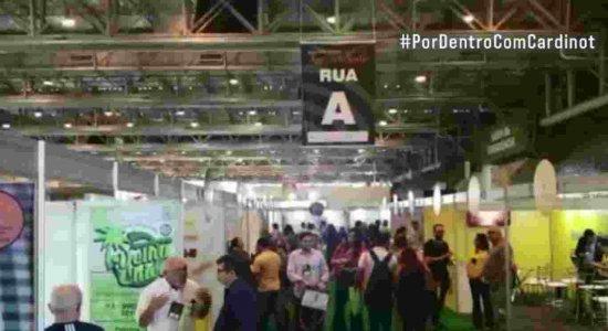 Agrinordeste movimenta Centro de Convenções até quinta-feira (26)