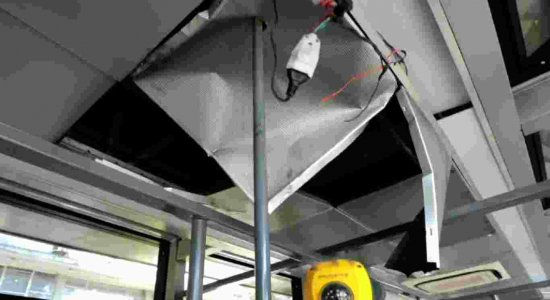 BRT: outra estação do Centro do Recife é fechada após roubo de fiação