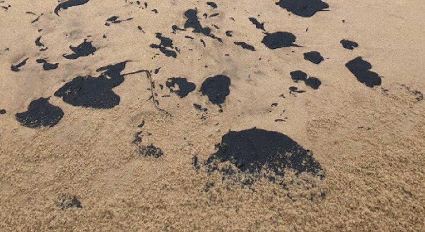 As manchas apareceram em praias de diversos estados do Nordeste