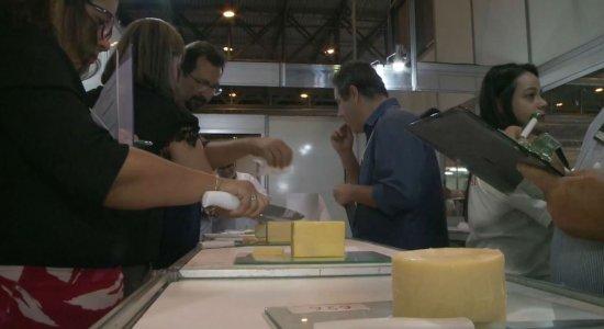 Concurso de queijo é atração na Agrinordeste