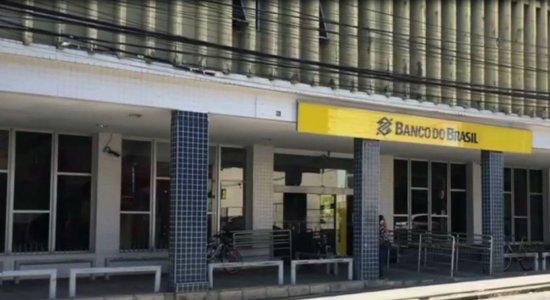 Duas agências do Banco do Brasil são alvos de assaltantes