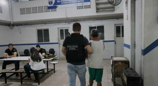 Operação em Vitória de Santo Antão prende suspeitos de homicídios