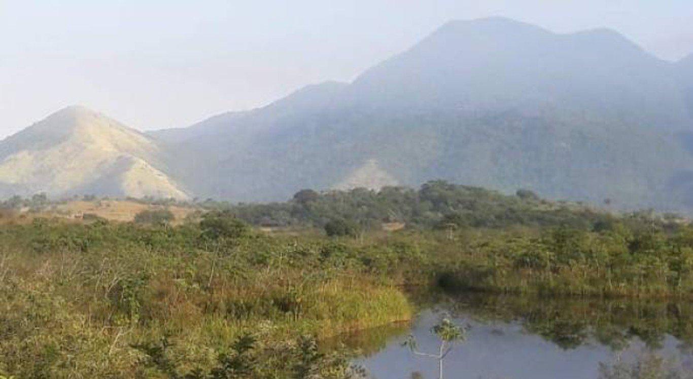 Parque Natural do Gericinó, em Nilópolis (RJ)