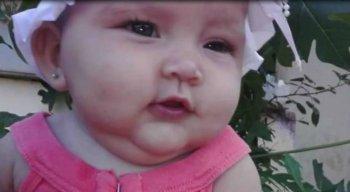 A criança de 8 meses foi encontrada morta na manhã desta sexta-feira (26)