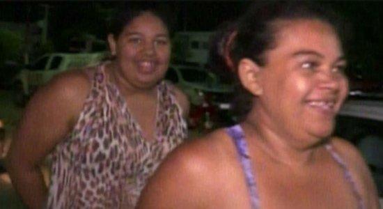 Mãe e filha são presas com meio quilo de cocaína em  Caruaru