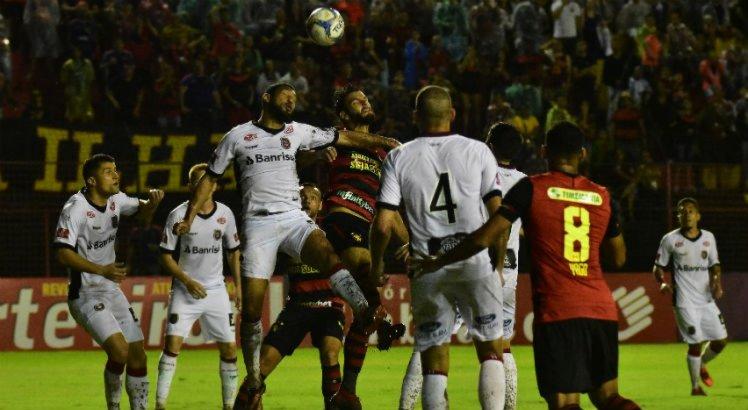 Após sete rodadas sem derrotas, Sport não toma gols há três jogos