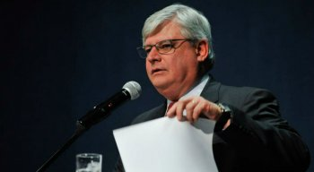 Ex-procurador-geral da República Rodrigo Janot foi alvo de busca e apreensão pela Polícia Federal