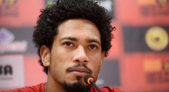 DM do Sport confirma Hernane Brocador está fora da Série B