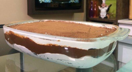 Que tal preparar uma Lasanha de Chocolate?