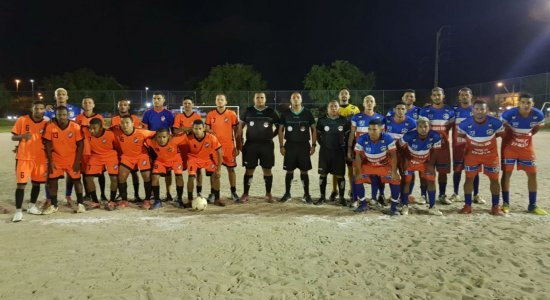 Disputas de pênaltis e goleadas marcam rodada do Recife Bom de Bola