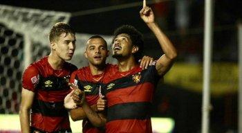 Charles, Guilherme e Hernane marcaram os gols da vitória rubro-negra.