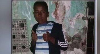 O adolescente desapareceu em Goiana