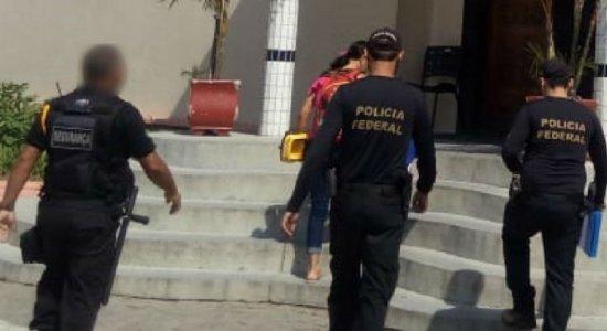 Operação da Polícia Federal fecha empresas de segurança privada em PE