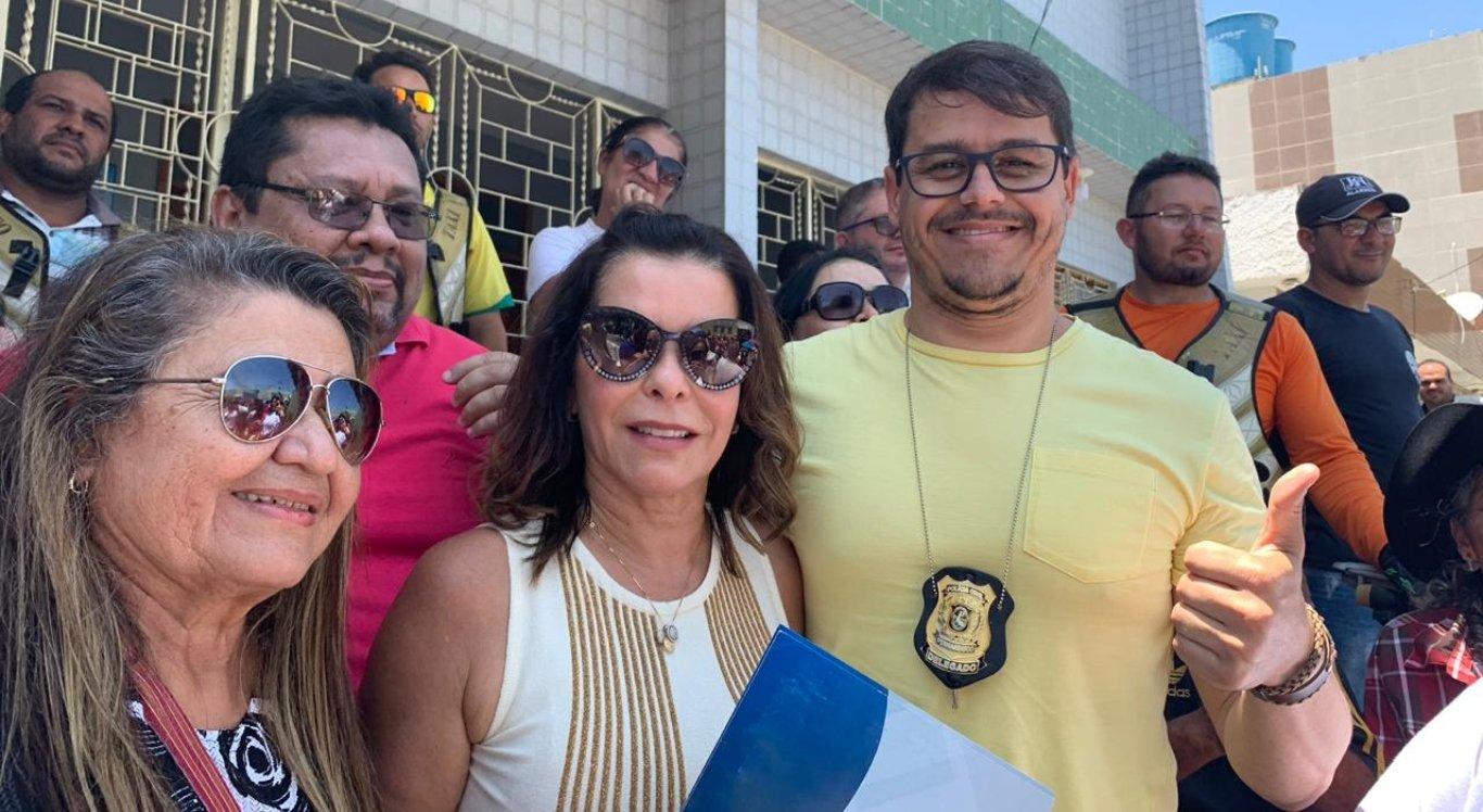 Entidades se reúnem em Arcoverde para solicitar permanência do delegado na cidade
