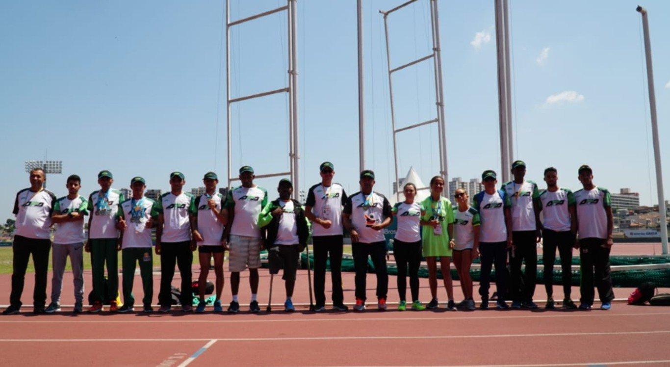 Em campeonato brasileiro realizado neste fim de semana, APA conquistou a 6ª colocação geral