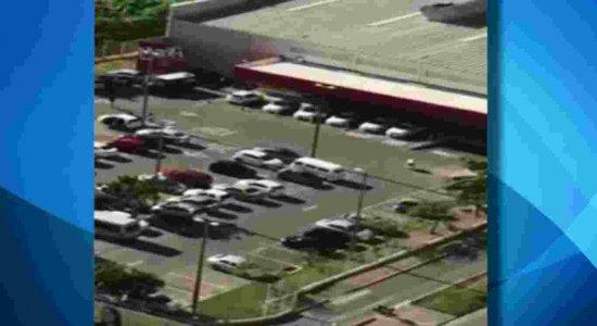 Policiais Militares são presos suspeitos de roubar carro forte em Olinda