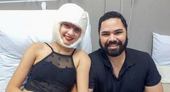 Kart: Jovem vítima de escalpelamento passa pela 7ª cirurgia