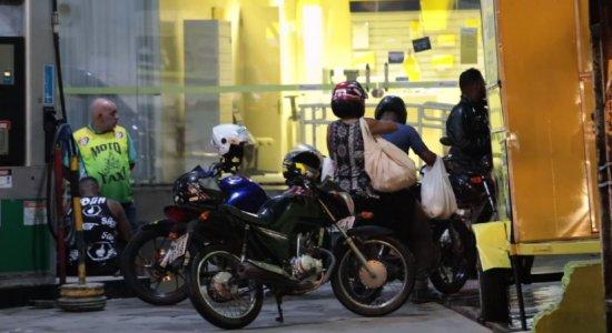 Aplicativo de mototáxi no Recife levanta polêmica sobre acidentes
