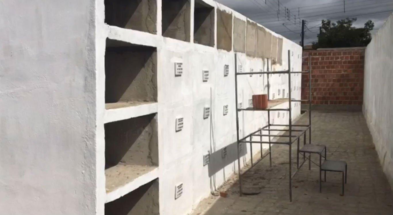 Cemitérios de Garanhuns estão com poucos espaços para novos sepultamentos