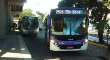 A entrega acontece no Terminal de Rio Doce.
