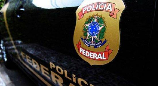 PF cumpre 14 mandados de prisão contra fraudes na Receita